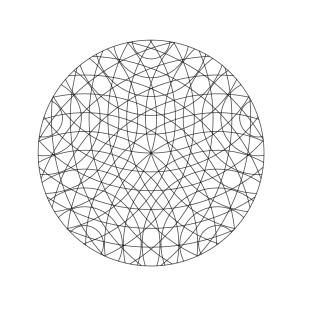 circle overlaps